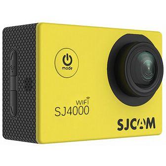 Kamera sportowa SJCAM SJ4000 WiFi Żółty