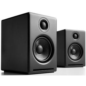 Kolumny głośnikowe AUDIOENGINE A2+ Czarny (2 szt.)