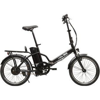 Rower elektryczny DENVER BreraD13 20 cali damski Czarny