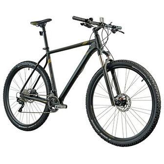 Rower górski MTB INDIANA X-Pulser 6.9 M19 29 cali męski Czarno-brązowy