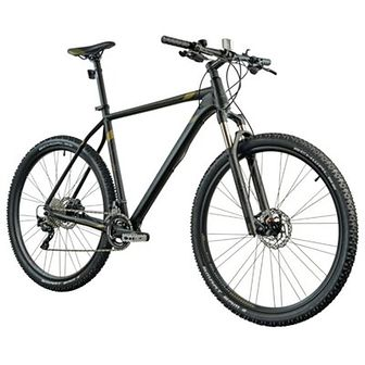 Rower górski MTB INDIANA X-Pulser 6.9 M21 29 cali męski Czarno-brązowy