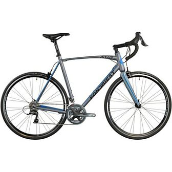 Rower szosowy FONDRIEST MIG 2.0 M24 28 cali męski Grafitowo-niebieski