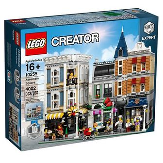 LEGO Creator Plac Zgromadzeń 10255