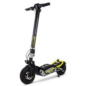 Hulajnoga elektryczna DUCATI Scrambler Cross-E Sport Czarno-żółty