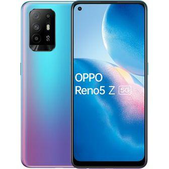 """Smartfon OPPO Reno5 Z 8/128GB 5G 6.43"""" Fioletowo-niebieski CPH2211"""