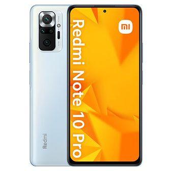 """Smartfon XIAOMI Redmi Note 10 Pro 6/64GB 6.67"""" 120Hz Niebieski 31744"""