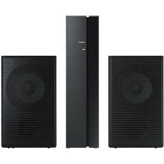 Kolumny głośnikowe SAMSUNG SWA-9100S Czarny (2 szt.)