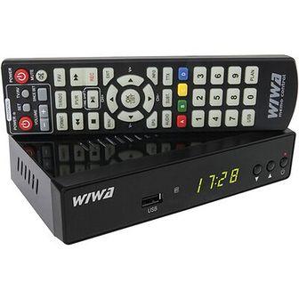 Tuner WIWA H.265 Maxx