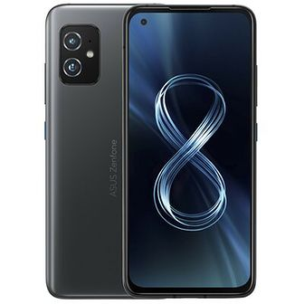 Smartfon ASUS Zenfone 8 8/128GB 5G 5.92″ 120Hz Czarny ZS590KS-2A007EU