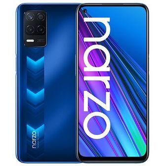 """Smartfon REALME Narzo 30 4/128GB 5G 6.5"""" 90Hz Niebieski RMX3242"""