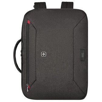 Plecak na laptopa WENGER MX Commute 611640 15.6 cali Szary