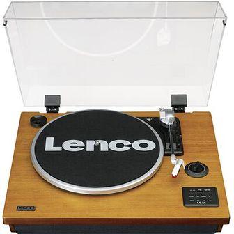 Gramofon LENCO LS-55WA Orzech