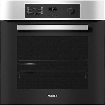 Piekarnik MIELE H 2265-1 B Elektryczny Stalowo-czarny A+