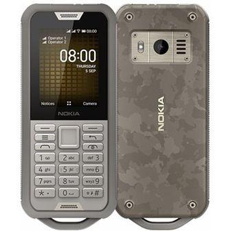 Telefon NOKIA 800 Tough Dual Sim Szary