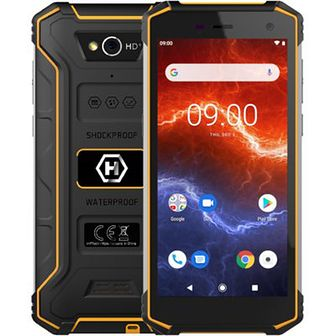 Smartfon MYPHONE Hammer Energy 2 3/32GB Pomarańczowy