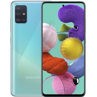 Smartfon SAMSUNG Galaxy A51 Niebieski SM-A515