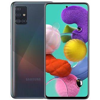 Smartfon SAMSUNG Galaxy A51 Czarny SM-A515