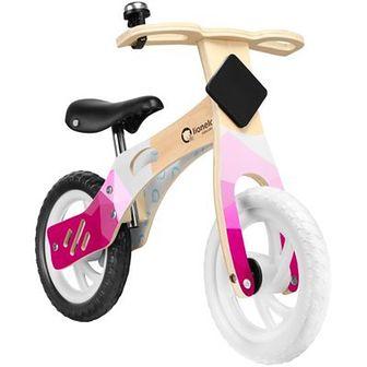 Rowerek biegowy LIONELO Willy Różowy
