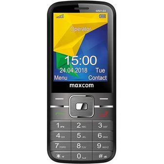 Telefon MAXCOM MM144 Szary