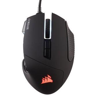 Mysz CORSAIR Scimitar RGB Elite Czarny