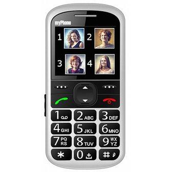 Telefon MYPHONE Halo 2 Biały