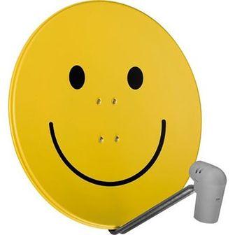 Antena zewnętrzna TECHNISAT Satman 850 Plus Smiley (6285/8882)