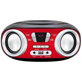 Radioodtwarzacz MANTA MM9210BT Chilli Premium