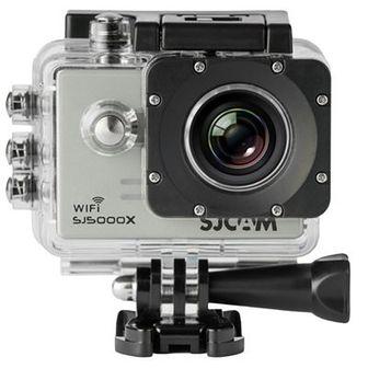 Kamera sportowa SJCAM SJ5000X Elite Srebrny