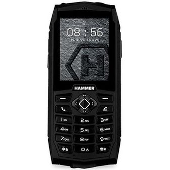 TELEFON GSM MYPHONE HAMMER 3 CZARNY