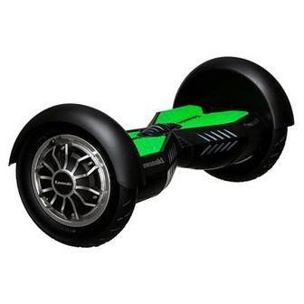 Deskorolka elektryczna KAWASAKI KX-PRO10.0A 10 cali Czarno-zielony