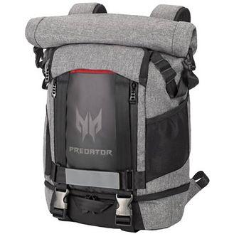 Plecak na laptopa ACER Predator Rolltop Backpack 15.6 cali Szary