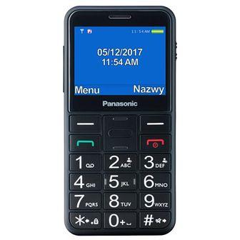 Telefon PANASONIC KX-TU150 Czarny