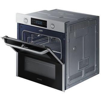 Piekarnik SAMSUNG NV75N5641RS/EO Dual Cook Flex Elektryczny Stal nierdzewna A+