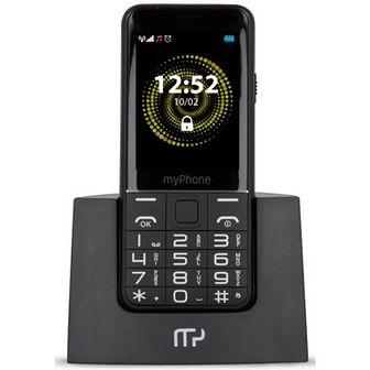 Telefon MYPHONE Halo Q Plus Czarny