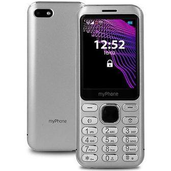 Telefon MYPHONE Maestro Srebrny