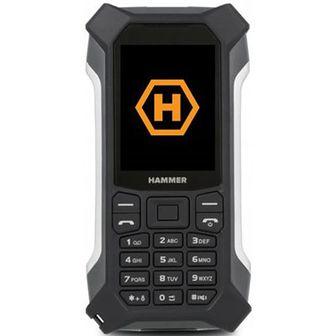 Telefon HAMMER Patriot Czarny
