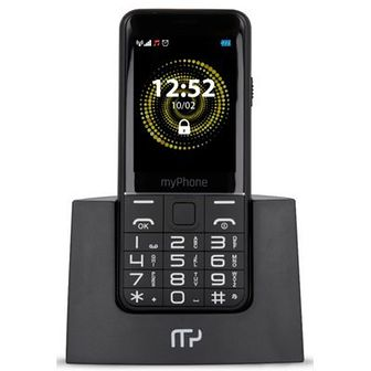 Telefon MYPHONE Halo Q Czarny
