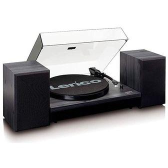 Gramofon LENCO LS-300 Czarny