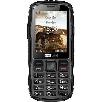 Telefon komórkowy MAXCOM MM920 Czarny