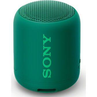 Głośnik mobilny SONY SRSXB12G.CE7 Zielony