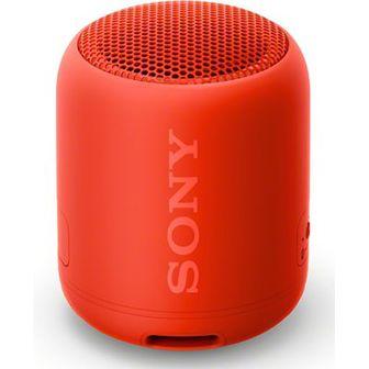 Głośnik mobilny SONY SRSXB12R.CE7 Czerwony