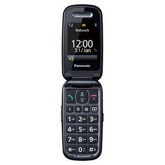 Telefon PANASONIC KX-TU466EXBE Czarny