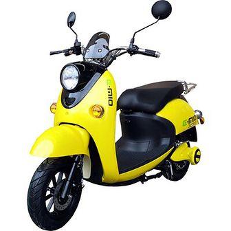 Skuter elektryczny E-MIO Destina Żółty
