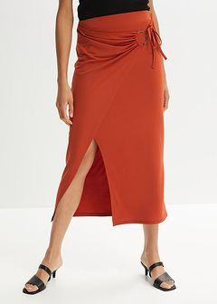 Piżama w prążek, z krótkimi spodniami, bawełna organiczna