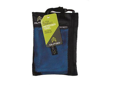 Ręcznik McNett Outgo Ultra Compact Cobalt Blue Medium 68150