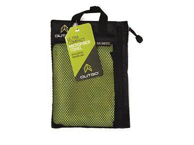 Ręcznik McNett Outgo Ultra Compact Green Medium 68154