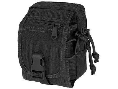 Saszetka Maxpedition 0307B M-1 Waistpack Black