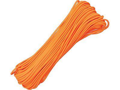 Paracord 550 Neon Orange