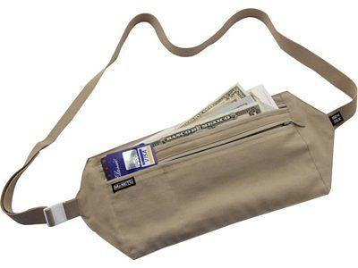 Portfel McNett Silk Money Belt 68235