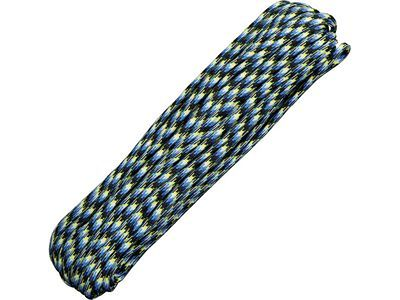 Paracord 550 Military Blue Snake